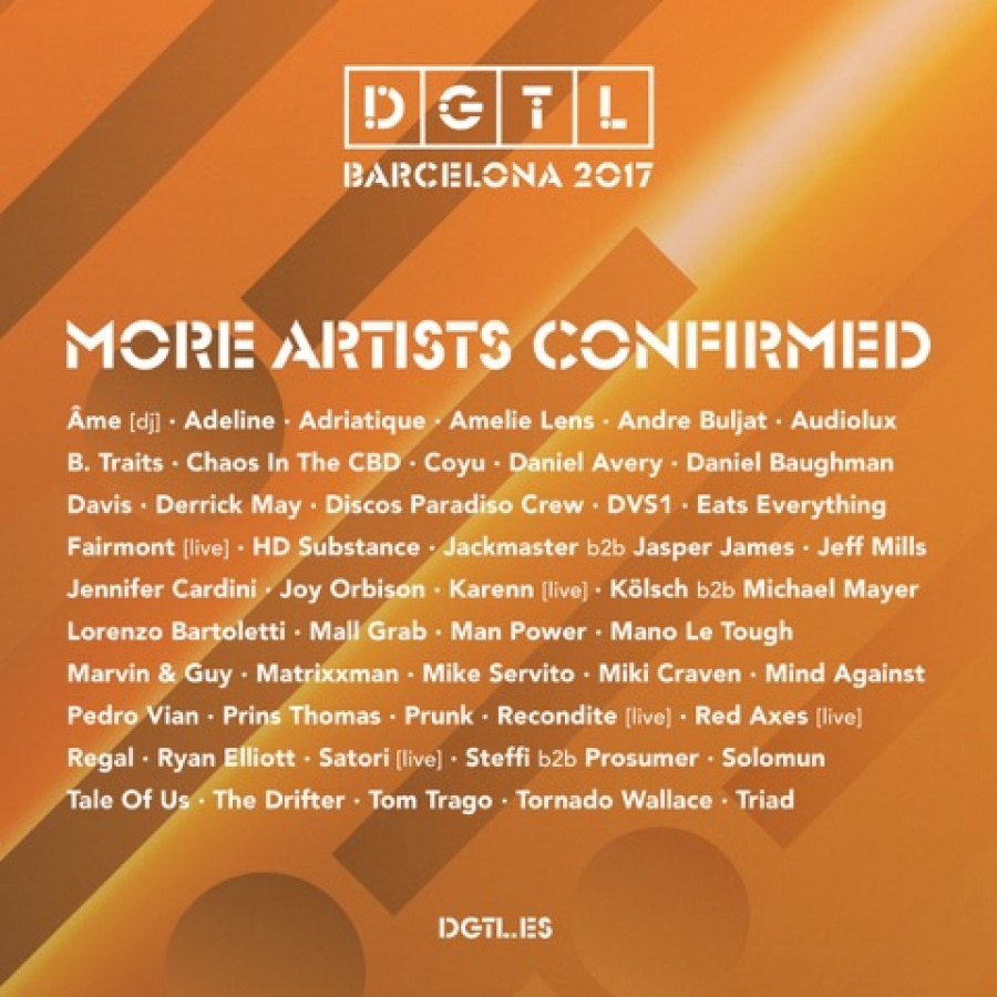 Pedro Vian will be playing at the DGTL Festival this August in Barcelona